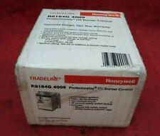 NEW Honeywell R8184G4009 International Oil Burner Control 4009