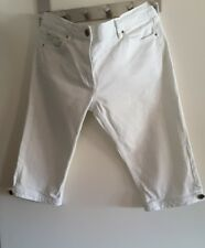 WHITE PIRATE JEANS size 14