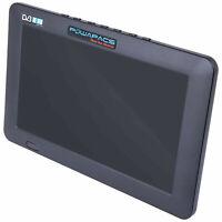 """PowaPacs New Carp Fishing 9"""" DVB T2 Portable & USB Rechargeable TV / Television"""