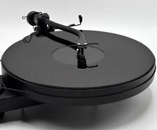 Acrylique Noir Platine Platter Mat. S'adapte Pro-Ject et rega Record Players