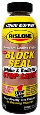 Rislone Liquid Copper Block Seal