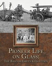 Pioneer Life on Glass: Great Plains Farm History Nebraska Cattle Photography
