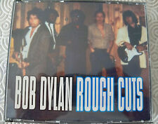 "BOB DYLAN ""ROUGH CUTS"" DOUBLE CD INFIDELS OTTAKES FEAT MARK KNOPFLER VIGOTONE"