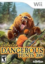 Cabela's Chasses Dangereuses 2009 (Nintendo Wii)