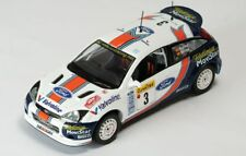 FORD FOCUS WRC #3 2001 RALLYE MONTE CARLO SAINZ MOYA 1/43 IXO JUNIOR CIXJ000042