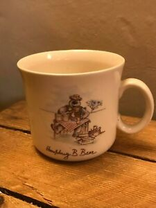 Vintage Humphrey B Bear Cup