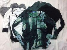 Womens Express Gap Vera Wang LOT of 5 Shirts & Sweaters LS & SS Womens Size XS