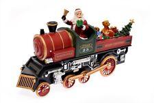 Roman Musical Led Train With Teddy Bear Movement 32425