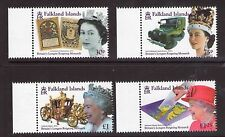 Colony Decimal Multiple Falkland Island Stamps