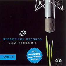 Canne poisson | records-Closer to the Music vol. 3 sacd NEUF