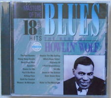 HOWLIN' WOLF - The Best Of - Masters Of The Blues - BRAND NEW - CD