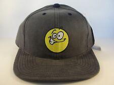 Smiley Face Vintage Snapback Cap Hat American Needle