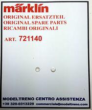 MARKLIN 72114 721140 ANELLO (2 Pz.) - U-SCHEIBE (2 St.) 3083 3092 3093 8392 8393