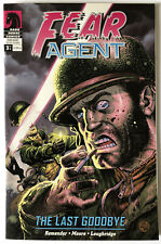 Dark Horse Comics Series Fear Agent Issue 14. The Last Goodbye 3 Of 4. 2007