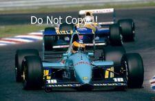 Karl Wendlinger March CG911 F1 Season 1992 Photograph