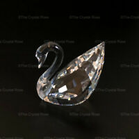 RARE Swarovski Crystal SCS Renewal 1995 Miniature Centenary Swan Limited Edition