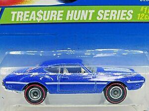 HOT WHEELS VHTF 1995 TREASURE HUNT SERIES OLDS 442 W-30