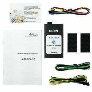 GSM control unit Altox WBUS-5 12В for Webasto / Eberspacher