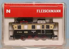 Fleischmann 730501, Spur N, DRG ET 99 023, Zahnrad-Lokomotive, Epoche 2