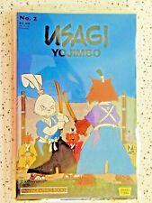 Usagi Yojimbo No. 2 Sept 1987 Stan Sakai Fantagraphics First Printing NM (9.4)