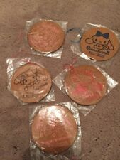 Sanrio Trinket Authentic Hello Kitty Melody Jewel pet Cinnamoroll Coasters