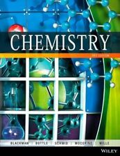 Chemistry 3rd Edition Wiley by Blackman