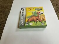 Land Before Time: Into the Mysterious Beyond (Nintendo Game Boy Advance, 2006)