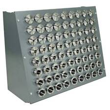 72 PC. PRECISION INCH 5-C COLLET SET w/RACK, 1/64″ TO 1-1/8