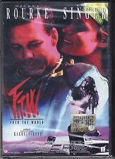 Dvd **F.T.W. ♦ FTW ♦ FUCK THE WORLD** con Mickey Rourke nuovo 1994