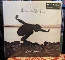 Eddie Vedder - Into The Wild, Music On Vinyl Gatefold LP, 2010 Sealed, NEW!