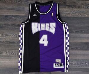 NBA Hardwood Classics Kings Webber jersey