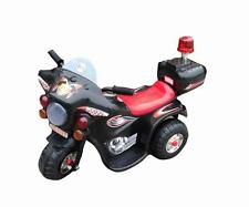 BRAND NEW KIDS TOY ELECTRIC BLACK MOTORCYCLE RIDE ON
