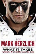 What It Takes: Fighting For My Life and My Love of the Game, Herzlich, Mark, Goo
