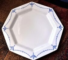 Vintage Independence Ironstone Castleton  Ash Lawn Octagon Serving Platter