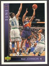US. 1993-94. Upper Deck. #7. Kevin Johnson