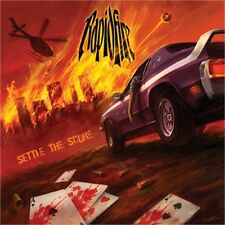 RAPIDFIRE - Settle the Score(US METAL CLASSIC*HELLHOUND*ARMORED SAINT)