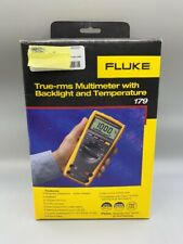 Fluke True RMS Multimeter with Backlight and Temp 179-ESFP BRAND NEW IN BOX!