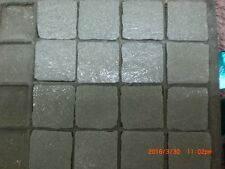 50 Grey Colour Vitreous Glass Mosaic 20 x 20x 4mm Tiles