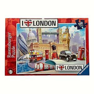 Ravensburger I Love London 100XXL Piece Jigsaw Puzzle