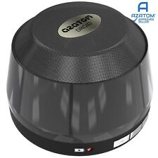 Bluetooth Portable Speaker iPhone iPod iPad Android Laptop AZATOM Black Droid 2