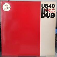 LP UB40 – Present Arms In Dub - DEP Inter. LSP DEP 2 Holland. ( EX/NM).