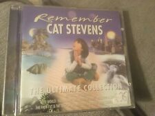 CAT STEVENS BEST OF CD FATHER SON MORNING WILD WORLD LADY SCHOOL PEACE MATTHEW