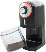 Melitta Molino Molinillos Eléctrico de Cafe 100 W 0.2 kg, Negro/Rojo 17 opciones