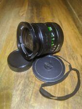 Vivitar 28mm f/2.5 Wide Angle Lens Konica AR Mount