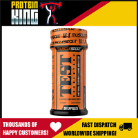 MUSCLESPORT TEST REVOLUTION 90 CAPS NATURAL TESTOSTERONE BOOSTER BUILD MUSCLE