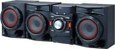Lg Cm4550 700W Bluetooth Mini Audio Shelf System - Black