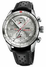 Oris Audi Sport Limited Edition Chrono Automatic Mens Watch 01 774 7661 7481-Set
