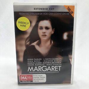 Margaret (DVD, 2012) PAL Region 4 With Jean Reno Ex-Rental In Good Condition