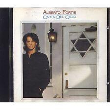 ALBERTO FORTIS - Carta del cielo - CD 1990 NEAR MINT CONDITION