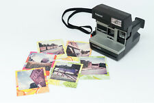 Polaroid Spirit 600 LMS - TESTED, SEE SAMPLES!